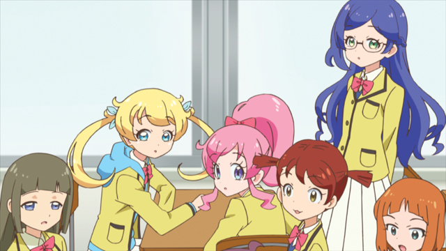 TVアニメ『キラッとプリ☆チャン』第39話先行場面カット・あらすじ到着!みらいはアンジュを前に自分の夢と憧れを語り出して……-21