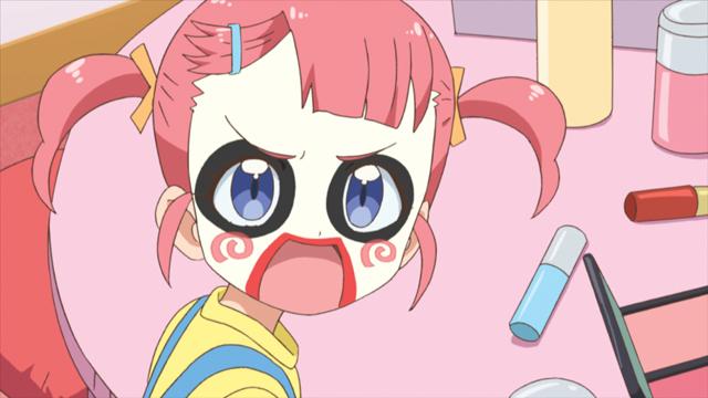 キラッとプリ☆チャン第8話ヘア&メイクで おしゃれしてみた!