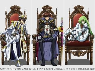 『コードギアス 反逆のルルーシュⅢ 皇道』新規描き下ろしイラストを使用した複製原画が完全受注生産限定で登場!