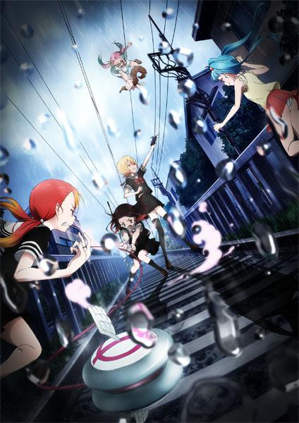 【連載】TVアニメ『魔法少女サイト』新たな魔法少女たちが集結!原 由実さんら小雨チームの声優陣が語る作品やキャラクターの魅力