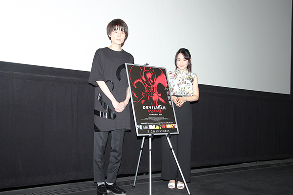 『DEVILMAN crybaby NIGHT THEATER』トークイベントレポ