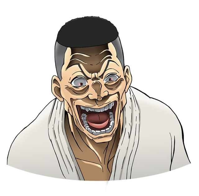 刃牙(バキ)-10