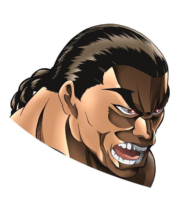 刃牙(バキ)-12