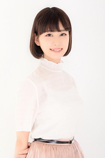 ▲本泉莉奈さん(薬師寺さあや&キュアアンジュ役)