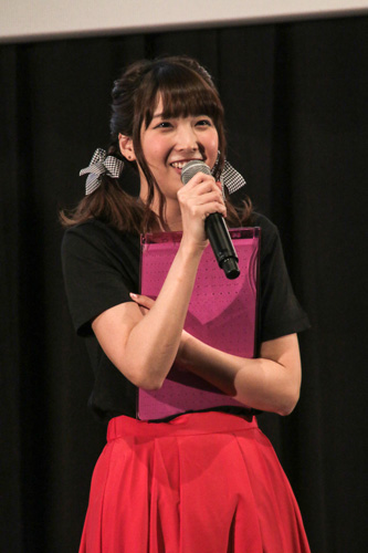 『劇場版マクロスΔ』西田望見登壇の応援上映より公式レポート到着