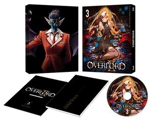 『オーバーロードⅡ』Blu-ray&DVD3巻のジャケットと展開図が公開! 『オーバーロードⅢ』先行上映イベントのチケット発売が6月2日(土)より開始!