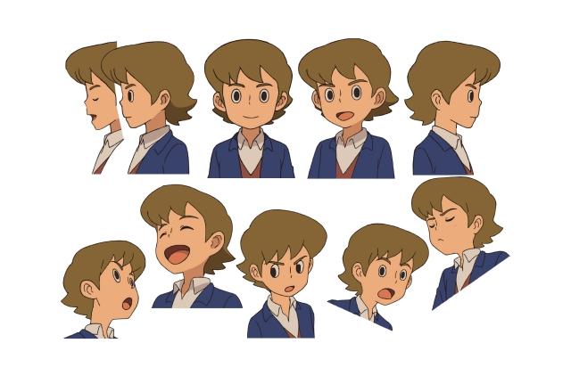 TVアニメ『レイトン ミステリー探偵社』レイトン教授とルークが6月10日の放送回に登場! ルーク・トライトンのCVを斉藤壮馬さんが担当