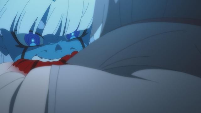 『ダーリン・イン・ザ・フランキス』TVアニメ第21話 Play Back:叫竜の姫の協力を得たヒロ・ゼロツーが真の敵・VIRMと衝突し――-18