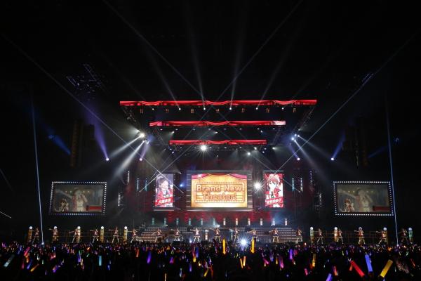 プリンセスたちが明るく楽しく華やかに歌い踊った『アイドルマスター ミリオンライブ!』CD「MTG04」&「MS06」発売記念イベントレポート-7