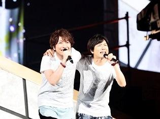 神谷浩史さん、小野大輔さんによるラジオ番組発『DGS VS MOB LIVE SURVIVE』が開催!2グループの戦いの記録をここに記す!!/ライブレポート