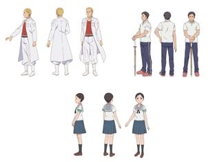 『ちおちゃんの通学路』小山力也さん、高橋広樹さん、鈴木みのりさんが追加出演決定! さらに、先行上映イベントも開催!