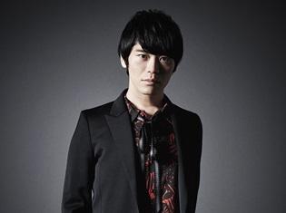 人気男性声優・古川慎さん、デビューシングルのジャケ写・アー写・収録INDEXが解禁! 妖艶な雰囲気のMVも公開