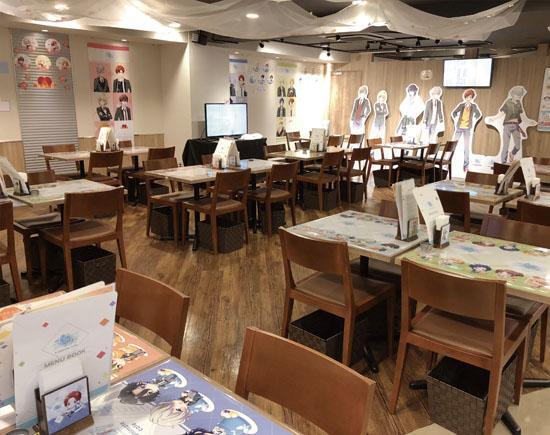 ゲーム『オンエア!』を一足早く楽しめるアニメイトカフェコラボが開催中!