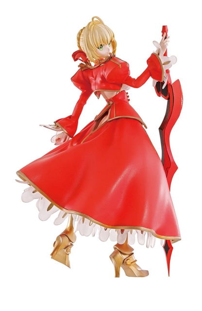 セイバーだらけのくじが登場!? 「一番くじ Fate/EXTRA Last Encore」が7月21日(土)より順次発売予定