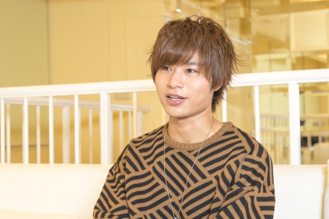 植田圭輔さんが「好きになってもらえる」と自信を見せる『イケメンシリーズ』、新作キャストインタビュー第10弾-4