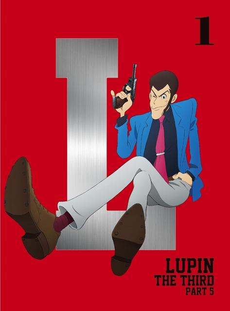 『ルパン三世 PART5』BD&DVD Vol.1のオーディオコメンタリーに、栗田貫一さん&小林清志さん出演-3