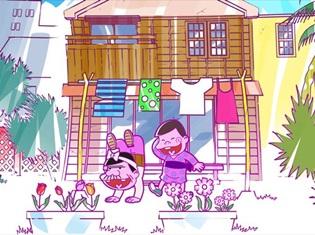『深夜!天才バカボン』7月10日よりテレビ東京ほかにて放送決定! 自分だけのウナギイヌを育成できるゲームも登場