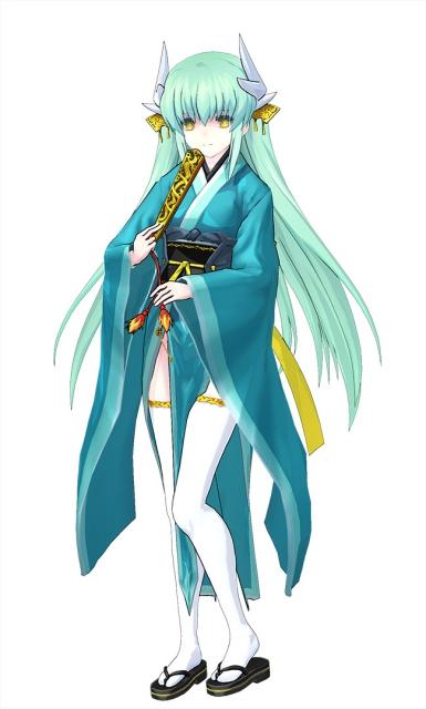 ▲清姫(バーサーカー) 第1段階