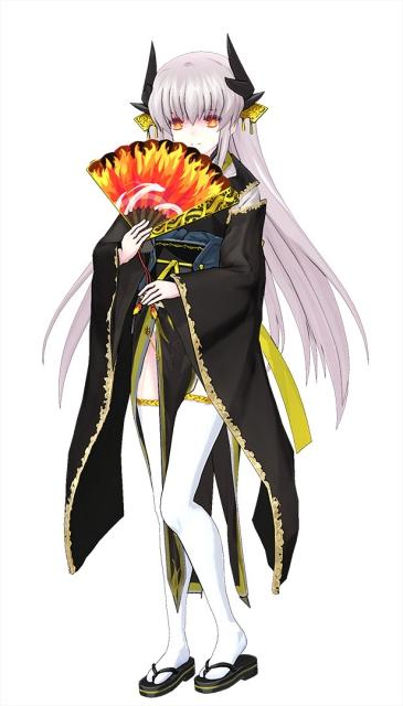 ▲清姫(バーサーカー) 第3段階