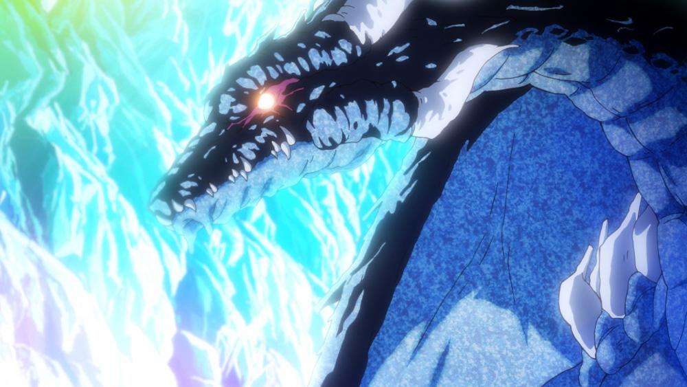 秋アニメ『転生したらスライムだった件』より、第8話の場面カット&あらすじが到着! 最期の時を迎えようとしていたシズは、リムルにとある願いを伝える-3
