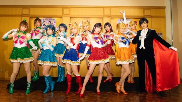 乃木坂46版ミュージカル「美少女戦士セーラームーン」本日開幕!