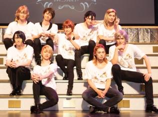レビューショー「劇団シャイニング from うたの☆プリンスさまっ♪『SHINING REVUE』」公演レポート! 感謝と愛にきらめくステージ!