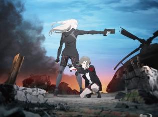 SFアクションアニメ『UNDER THE DOG』瀬戸麻沙美さん、大久保瑠美さん登壇の初日舞台挨拶が決定! 物販情報や入場者特典も公開