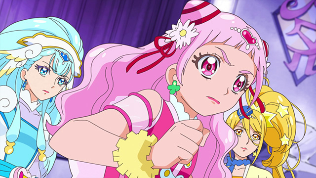 『HUGっと!プリキュア』第19話よりあらすじ・先行場面カットが到着! ジェロス役・甲斐田裕子さんよりコメントが到着!
