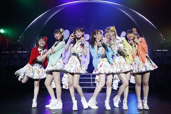 i☆Ris4度目のライブツアー東京公演|6人が歌う「Memorial」が染みた……