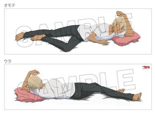 『名探偵コナン』より安室透、赤井秀一、怪盗キッド、工藤新一、服部平次の抱き枕カバーが発売中! 人気キャラクターのリラックス姿が楽しめる!