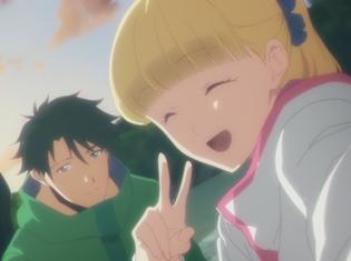 『多田くんは恋をしない』第11話「特には何も」より、先行場面カット公開! テレサとアレクが突然の帰国!?