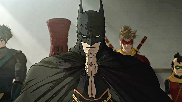 『ニンジャバットマン』本作の中でも重要なシーンとなる映像が解禁に! 戦国大名となった悪党たちが、いよいよ動きだす!-3