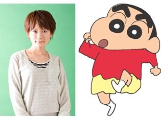 『クレヨンしんちゃん』野原しんのすけ役の声優に小林由美子さん決定! 7月6日放送回より登場。小林さんのコメントも公開