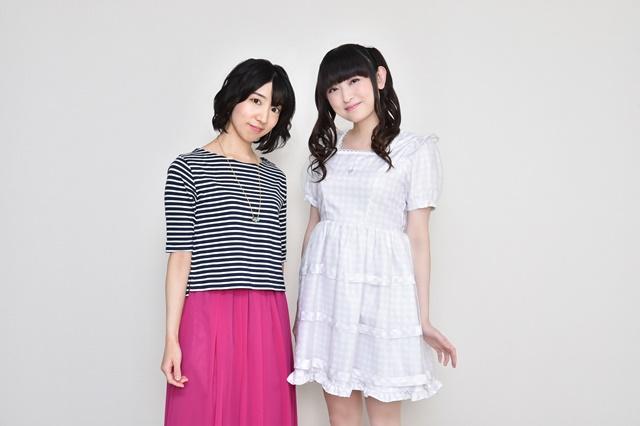 『HUGっと!プリキュア』田村奈央&田村ゆかりのメッセージが到着!