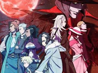 新作TVアニメ『天狼 Sirius the Jaeger』7月12日よりAT-X、TOKYO MXなどで放送開始! キービジュアル&本PVなど一挙公開