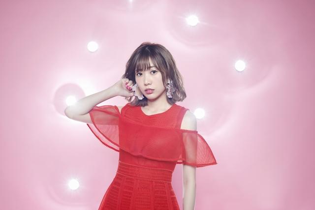 楠田亜衣奈の4thミニアルバム、南條愛乃による歌詞提供楽曲も収録決定