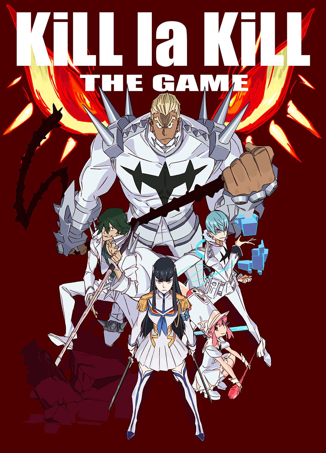 『キルラキル』初のゲーム作品が2019年発売決定!
