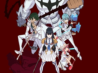 ゲーム『キルラキル ザ・ゲーム -異布-』2019年に発売決定! 洲崎綾さんがナレーションを担当するCMも公開!