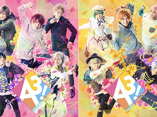 「MANKAI STAGE『A3!』~SPRING & SUMMER 2018~」全キャラクター14人が登場するメインテーマ「The Show Must Go On!」PVを解禁!