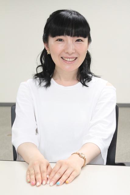 『最終兵器彼女 コンプリートBlu-ray』発売記念対談!石母田史朗さんと折笠富美子さんが十数年ぶりに再会-9