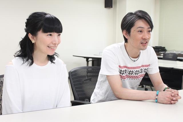 『最終兵器彼女 コンプリートBlu-ray』発売記念対談!石母田史朗さんと折笠富美子さんが十数年ぶりに再会-4