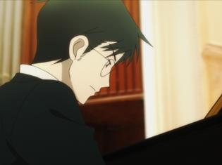 『ピアノの森』第11話「ポーランドの新星」より先行場面カット公開! 併せて雨宮修平のメインピアニスト担当・髙木竜馬さんよりコメント到着!