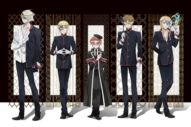 『王室教師ハイネ』9月18日に新プロジェクト始動を発表!