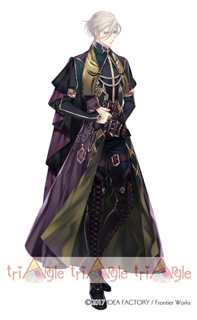 三角関係をテーマにしたゲームプロジェクト第3弾『蛇香のライラ ~Allure of MUSK~』の情報が公開! 谷山紀章さん、森川智之さんらが出演!