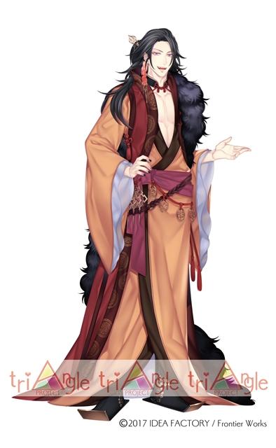 三角関係をテーマにしたゲームプロジェクト第3弾『蛇香のライラ ~Allure of MUSK~』の情報が公開! 谷山紀章さん、森川智之さんらが出演!の画像-8