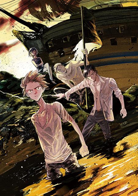 OVA「最遊記外伝」Blu-ray BOX 特典CD 視聴開始!-2