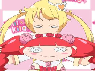 TVアニメ『キラッとプリ☆チャン』第12話先行場面カット・あらすじ到着!メルティックスターを超えるため、りんかがみらいにアイディアを提案するが……