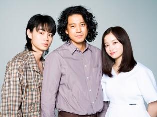 映画『銀魂2 掟は破るためにこそある』小栗旬×菅田将暉×橋本環奈インタビュー