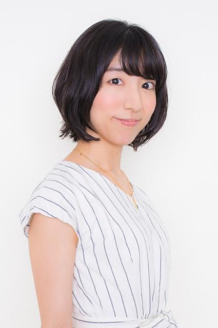 ▲田村奈央さん(愛崎えみる&キュアマシェリ役)