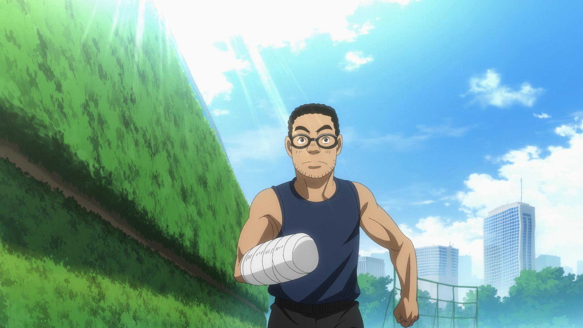 週刊『モーニング』で連載中の『グラゼニ』がアニメ化! 「BSスカパー!」オリジナル連続アニメとして2018年放送決定!-2